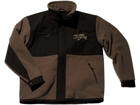 G.LOOMIS Жакет Jacket Fleece Performance Olive (size XXL)  (55900-04)