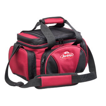 Сумка SYSTEM BAG L RED-BLACK + 4 BOXES