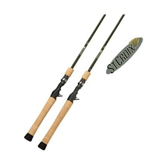 Спиннинг (casting) St.Croix Legend Elite 259см 11-28гр LEC86MHF2