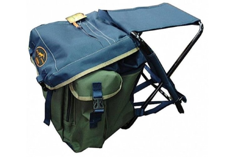 Рюкзак рыболовный со стулом Eciton-I Stool Backpack