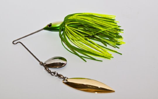 Блесна Smith Spinner Bait 7гр. (1/4oz) №03