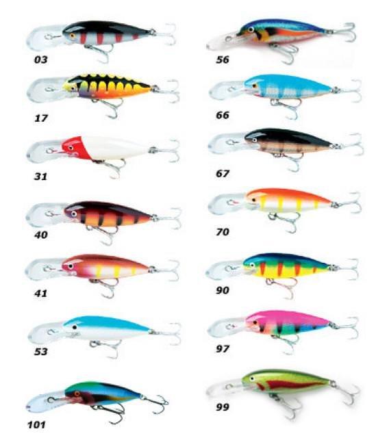 Купить воблеры Nils Master в рыболовном интернет-магазине Quickfish