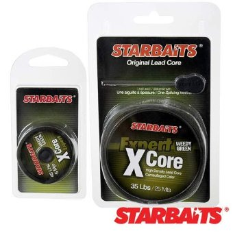 Ледкор Starbaits EXPERT X-CORE Weedy Green 45lb 25м 11968