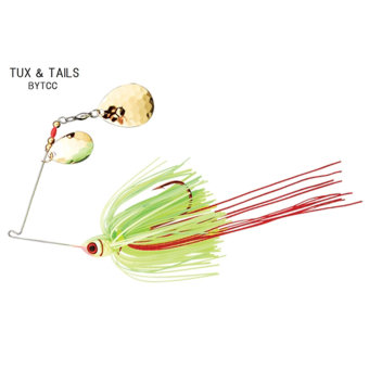Бл.Tux & Tails Spinnerbait BYTCC 126 75