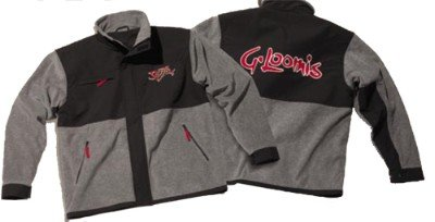 G.LOOMIS Жакет Jacket Fleece Performance Grey (size XL) серый (55882-03)