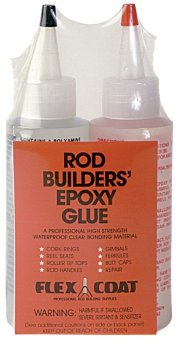 Клей Flexcoat FC Rod Builders Epoxy Glue 4 oz G4